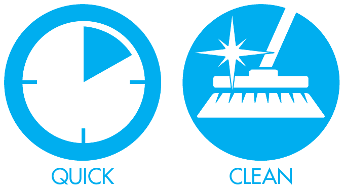 Quick  Clean Icons